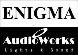Enigma Audio Works Lights and Sound