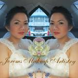 Bridal Hair and Makeup by Jorems of AIRBRUSH BRIDAL HAIR & MAKEUP BY JOREMS