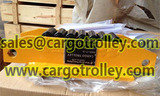 Profile Photos of Cargo trolley can turns direction easily