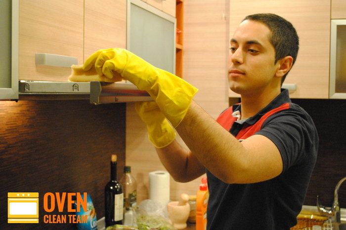 Extractor Cleaning Profile Photos of Oven Clean Team Dunton Court, Sydenham Hill - Photo 5 of 5