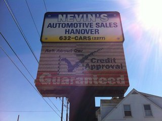 Nevin's Automotive Sales Hanover
