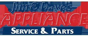 Jim & Dave's Appliance Service & Parts