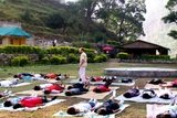 Yoga and Meditation India Tours Gawana, Ganeshpur