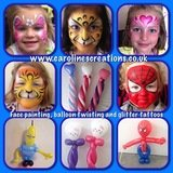 Profile Photos of Caroline's Creations Face Painting & Balloons Essex