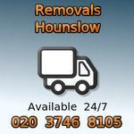 Removals Hounslow