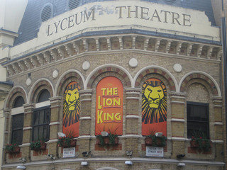 Lyceum Theatre Tickets Booking