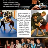 DMD's MMA (Mixed Martial Arts) | Muay Thai Boxing in Brunswick