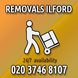 Removals Ilford