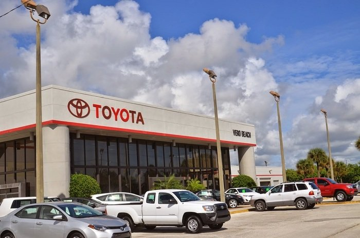 Toyota Dealership, Auto Dealship, New and Used Dealership, Parts and Service Center, Auto Service and Parts Profile Photos of Toyota of Vero Beach 1075 South U.S. 1 - Photo 2 of 3