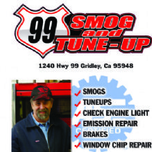 99 Smog And Tune-Up
