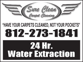 Sure Clean Carpet Cleaning