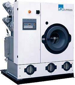 SUPREMA Dry Cleaning & laundry equipment