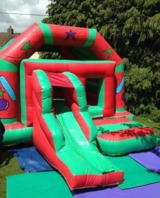 Pricelists of Jumpin Jax Bouncy Castles