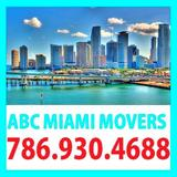 Miami movers, ABC Miami Moving and Storage, Miami