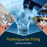 Plumbing and Gas fitting Services Karratha