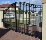 Brisbane Automatic Gate Systems Swing gates