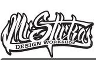 Mr Sticka Design Workshop