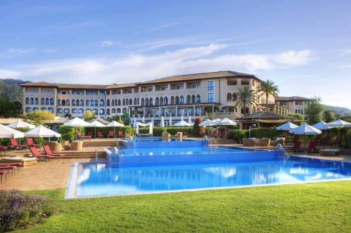 The St. Regis enthralls its guests with a beautiful setting and flawless services. Profile Photos of The St. Regis Mardavall Mallorca Resort Passeig Calvia s/n - Photo 18 of 27