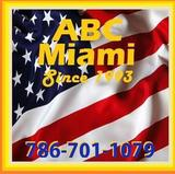 ABC Downtown Miami Local and Long Distance Movers, Hallandale