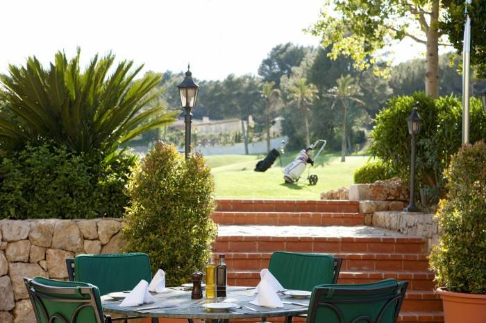 Time for a wonderful view and culinary delights at our restaurant Flame. Profile Photos of Sheraton Mallorca Arabella Golf Hotel Carrer de Vinagrella, Urbanization Son Vida - Photo 15 of 23