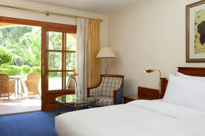 Delightful surroundings and a Majorcan style, the Superior Room provide more than enough space for your holidays in Majorca. Profile Photos of Sheraton Mallorca Arabella Golf Hotel Carrer de Vinagrella, Urbanization Son Vida - Photo 9 of 23