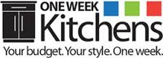 One Week Kitchens