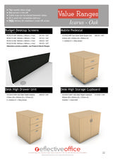 Pricelists of Reflective Office Furniture