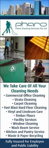 Profile Photos of Pharo Cleaning Services