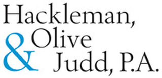 Hackleman, Olive & Judd, P.A.