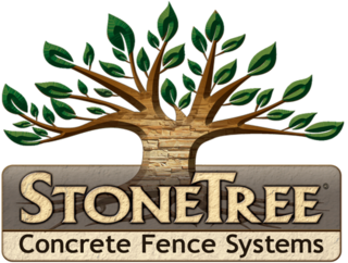 StoneTree Concrete Fence Wall Systems