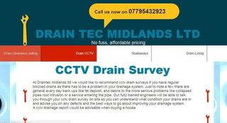 Management and maintenance of Drainage System