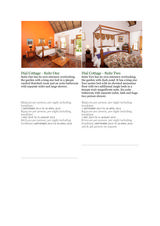 Pricelists of 7 Church Street Luxury Guest House