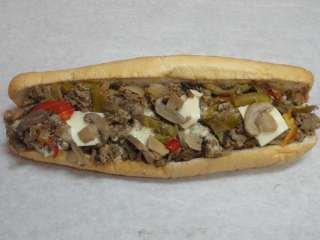 Philly's Famous Cheesesteaks