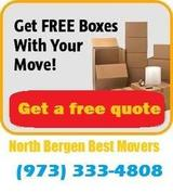 Pricelists of North Bergen Best Movers