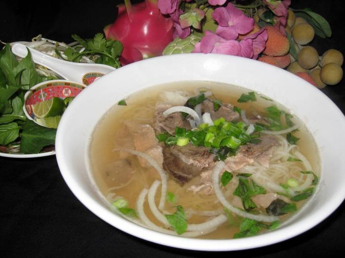 Beef Pho Noodle Soup Menu Items of Vietnamese Express Cafe 531 Us Highway 1 - Photo 14 of 20