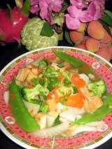 Tufu Mixed Veggie Stir Fry Vietnamese Express Cafe 531 Us Highway 1