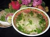 Chicken Rice Noodle Soup Vietnamese Express Cafe 531 Us Highway 1