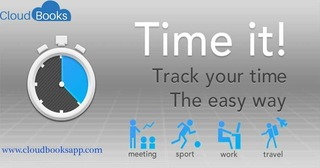 Easy To Use Employee Time Tracking Software | CloudBooks