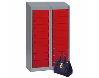 Lockers - Cube Products and Services Ltd.