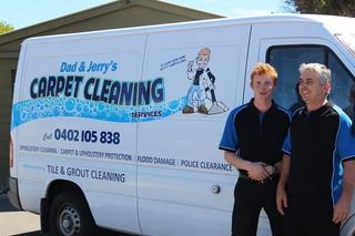 Dad and Jerry's Carpet Cleaning