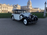 Vintage Rolls Royce  Elegance Wedding Cars Wedding Car Hire London Elmcroft Avenue