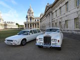 Long Wheelbase Silver Cloud and X3000 Daimler Limousine