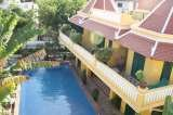 Swimming Pool at Golden Banana Hotel