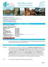 Pricelists of Cambodia Tour Guide & Travel