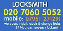 Paddington Locksmiths