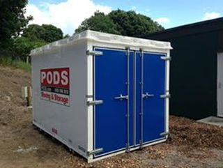 Removals and Storage Manchester - PODS
