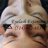 Profile Photos of Eyelash Extensions Montreal