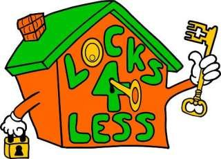 Locks 4 less Locksmiths
