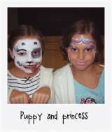 Profile Photos of All Fun Face Painting