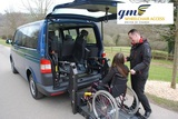 Profile Photos of Wheelchair Adapted Vehicles | GM Coachwork